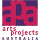 Arts Projects Australia logo