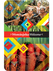 Welcome Place - Wominjeka